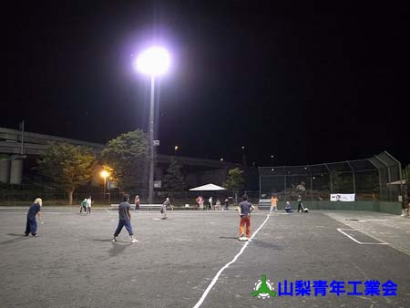 青工会ソフトボール大会